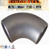 """ASTM A403のWp304 6 """"管付属品の短い半径の肘"""