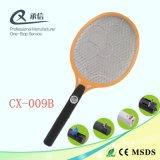 Swatter repulsivo de venda quente do assassino recarregável eletrônico líquido grande do mosquito, bastão da raquete da armadilha do erro do inseto com o diodo emissor de luz em China