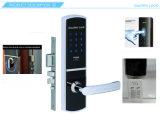 Uso eletrônico do fechamento da combinação para Apartment&Office
