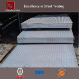 Galvanzied Tear Drop Steel Checkered Plate