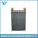 Grands évaporateur et condensateur d'en cuivre de région d'échange