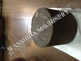 機械を作る鉄スクラップのブロック