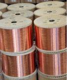 Conductor de acero revestido de cobre para el conductor del alambre CCS del cable CCS de CCS