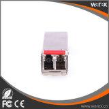 Émetteurs récepteurs optiques de la qualité 10gbase-ER SFP+ 1550nm 40km SFP-10g-ER