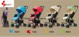 Présidence pliable de poussée de bébé, landau, transporteur