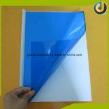 Cubiertas coloridas del atascamiento de la hoja del PVC de la mejor alta calidad de la venta para los cuadernos