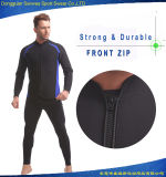 Do mergulho rachado da aptidão do estilo do mergulhador do neopreno do homem Wetsuit surfando