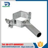 Titular de tubos de acero inoxidable abrazadera de tubo
