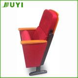 Церковь Jy-601f деревянная коммерчески предводительствует стул складчатости мест кино цены