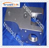 Alumium anodizado qualificado parte fazer à máquina do CNC