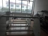 China PVC o papel Cuero y rodillos de la máquina de corte con un corte preciso Wholeseller cuchillo