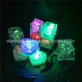 선술집 바 훈장 LED 번쩍이는 다채로운 아이스 큐브
