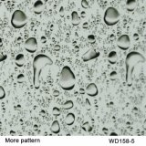 Kingtop Wasser-Absinken Deisgn 0.5m breiter PVA hydrografischer bedruckbarer Wasser-Übergangsdrucken-Film für das hydroeintauchen mit PVA Material Wdf7503b