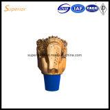 Semiduro perforación Tricone Brocas IADC537 9 1/2 pulgadas