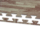 Esteira da proteção do assoalho da espuma do enigma Jigsaw da alta qualidade, esteiras atapetadas da ginástica