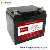 LiFePO4 de Batterij 12V7ah van het Lithium voor Zonne en Telecommunicatie