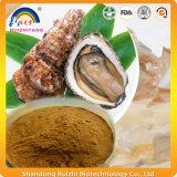 Ridurre in pani e capsula dell'estratto di carne dell'ostrica