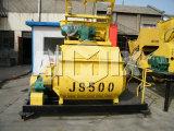 La betoniera Js500 con pesa il sistema in lotti (JS500)