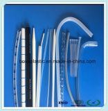 Fr12-Fr26 Tの下水管の使い捨て可能な排水の医学のカテーテルの中国の製造者