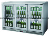 Kommerzielle bewegliche Getränk-Kühlvorrichtung unter Stab-Bier-Kühlvorrichtung (BG-108H)