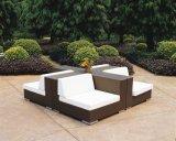 Mobilia esterna del giardino del sofà del rattan della mobilia (TG-JW43)