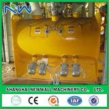 2000L secam a máquina do misturador da guilhotina do almofariz