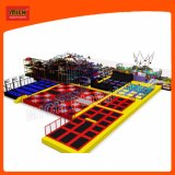 Mich Plastic Toy Inflatable Castle Children Playground Indoor Playground