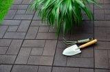 Telha de borracha padrão de RoHS que bloqueia não a telha de revestimento do enxerto para o jardim/exterior