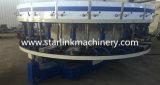 Sapatas Full-Automatic da cor PVC/TPR de Starlink/Xingzhong únicas que moldam a máquina