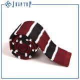 2017 cravates de polyester des hommes courants populaires de Kintted