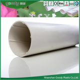 Tubo de drenaje de PVC-U de silenciador espiral de pared sólida Goody