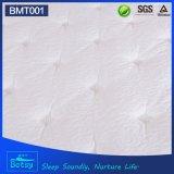 Colchón impermeable los 30cm del OEM Comprerssed altos con capa Pocket Relaxing de la espuma de la onda del resorte y del masaje