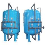 循環の給水系統の自動砂媒体水フィルター(YL-MF-500)