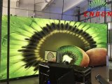 Kostengünstige Indoor-LED-Display / Flexible LED-Videowand für Ereignis, Bühne, Show (P3.91 / P4.81 / P5.68 / P6.25)
