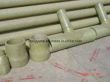 Te de la fibra de vidrio con diversos dimensiones y espesor