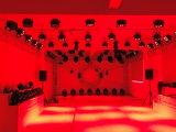 Luz de múltiples funciones blanca caliente de la IGUALDAD de la alta eficacia ligera 84*3W LED (P84-3-A)