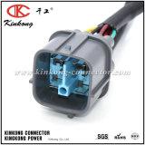 Kinkong a personnalisé OBD0 au harnais de fil d'OBD2 10-Pin
