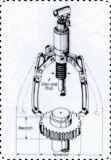 4 -30 тонны интегрировали гидровлический пулер целесообразный для малой деятельности тоннажности с цилиндром