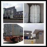 Fibra sintética da fibra PVA do álcôol Polyvinyl de 100% para o cimento e o concreto de Motar