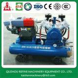 Compressor van de Lucht van de Zuiger van de Cilinders van Kaishan 25HP 4 de Krachtige voor Steengroeve 2V-4/5
