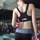 セクシーな女性の衣服の高品質の速い乾燥のスポーツ・ウェアのヨガのブラ