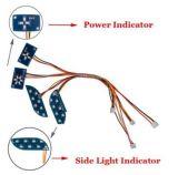 Части самоката электрического баланса запасные