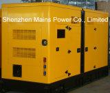 250kVA 200kw Reserveleistungs-BRITISCHER Dieselgenerator schalldicht