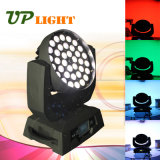 RGBW Zoom 36X10W 4in1 LED Moving Head Light Wash