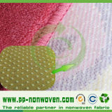 Eco-Friendly Анти--Skid Nonwoven Fabric для Disposable Shoes