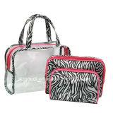 昇進のカスタム旅行洗面用品の構成装飾的な袋セット