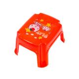 Baby-Stuhl-Kurzschluss-Stuhl-Karikatur-Stuhl-roter Stuhl-Plastikstuhl