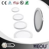 좋은 Quality Ceiling Light 18W Round LED Panel Light 3W 4W 6W 9W 12W 15W 24W Square LED Downlight Lowest Price