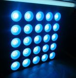 Efecto Etapa DJ Iluminación 25PCS 30W 3in1 RGB LED Pixel Panel Matrix Light