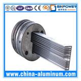 frame 6063-T5 de alumínio para fazer portas e Windows da fábrica de China
